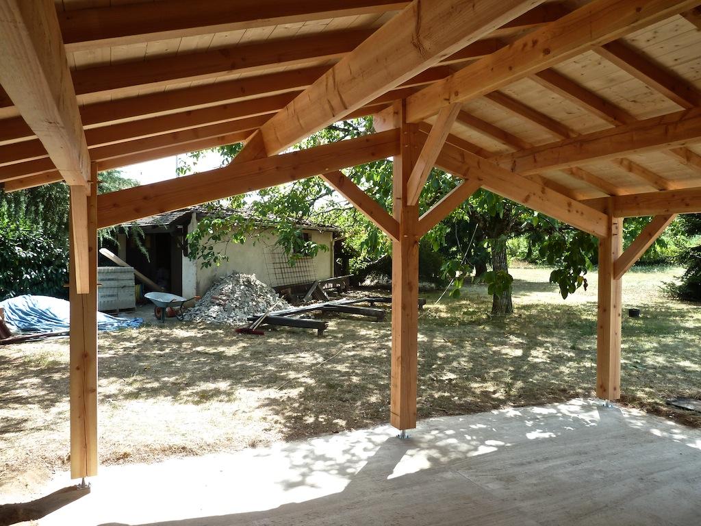 Abris et extensions revabois for Abris a bois