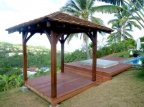 Pool house ou encore Fare Pote tahitien